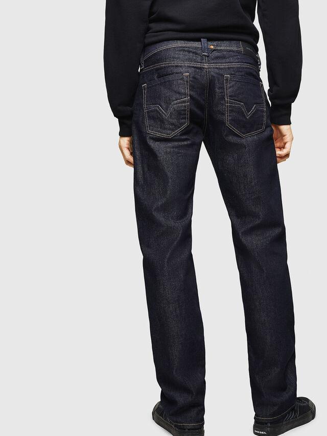Diesel Larkee 084HN, Blu Scuro - Jeans - Image 2