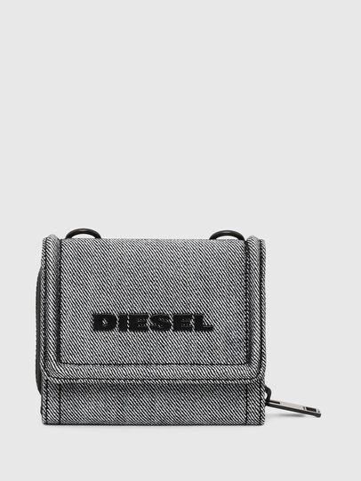 Diesel - LORY, Grigio - Portafogli Piccoli - Image 1