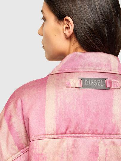 Diesel - G-SOJO, Rosa - Giacche - Image 5