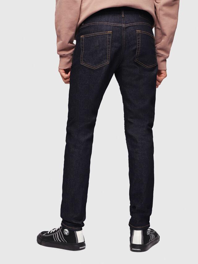 Diesel - D-Strukt 082AC, Blu Scuro - Jeans - Image 2