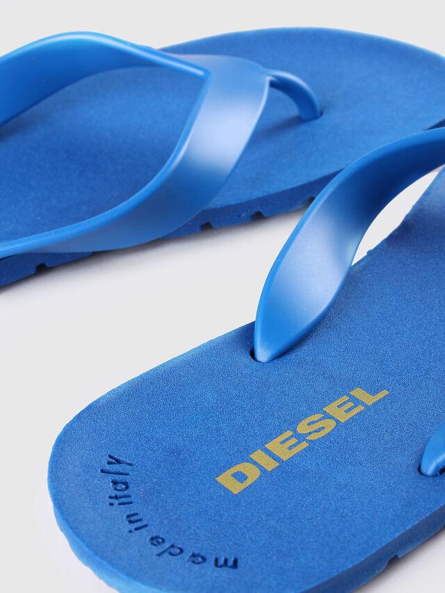 Diesel - SPLISH, Blu Navy - Ciabatte - Image 3