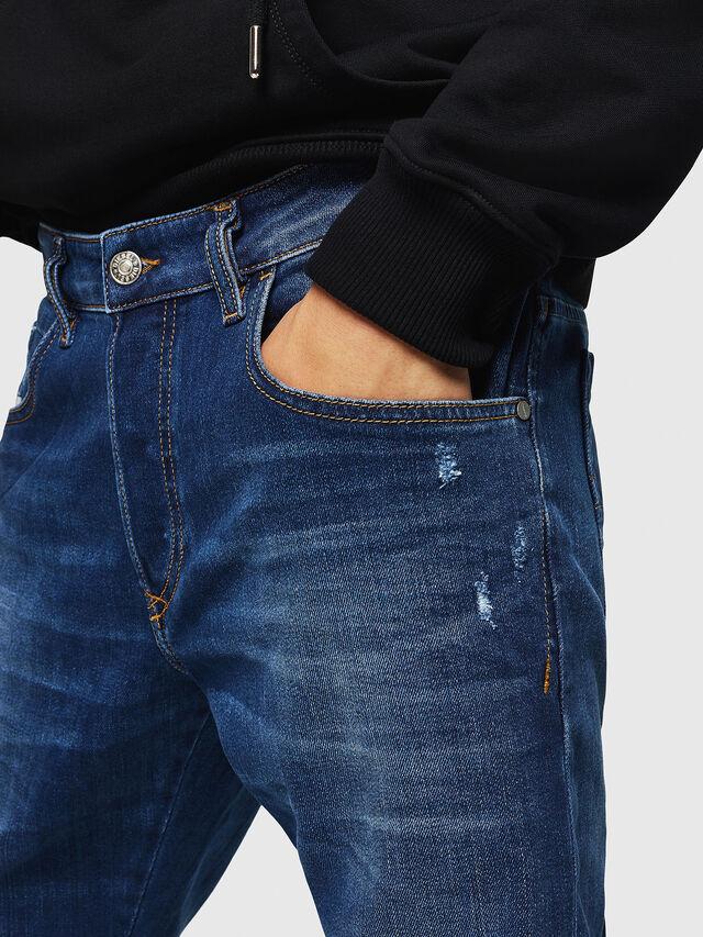 Diesel - D-Bazer 083AZ, Blu medio - Jeans - Image 3