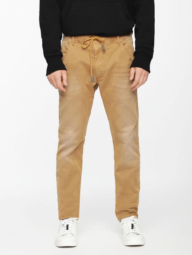 Krooley JoggJeans 0670M, Cammello - Jeans