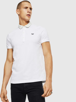 T-MILES-NEW, Bianco - Polo