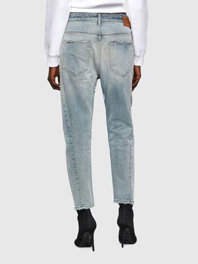Diesel - Fayza 09A04, Blu Chiaro - Jeans - Image 2