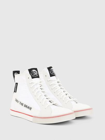Diesel - S-DVELOWS ML, Bianco/Nero - Sneakers - Image 2