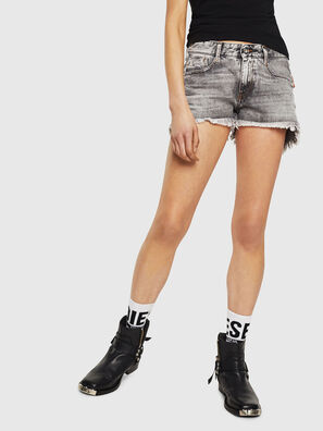 DE-RIFTY, Grigio Chiaro - Shorts