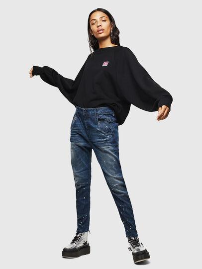 Diesel - Fayza JoggJeans 083AS, Blu Scuro - Jeans - Image 6