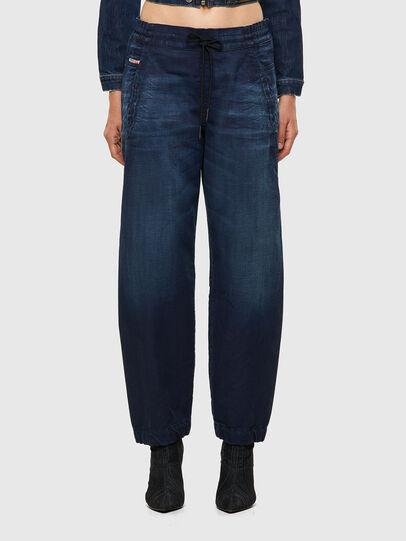 Diesel - Krailey JoggJeans® 069WS, Blu Scuro - Jeans - Image 1