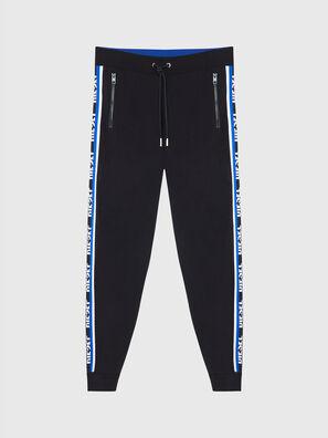 K-BANA, Nero/Blu - Pantaloni