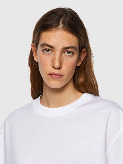 Diesel - T-SHARP, Bianco - T-Shirts - Image 3