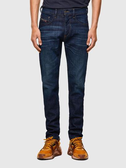 Diesel - D-Strukt 09A48, Blu Scuro - Jeans - Image 1