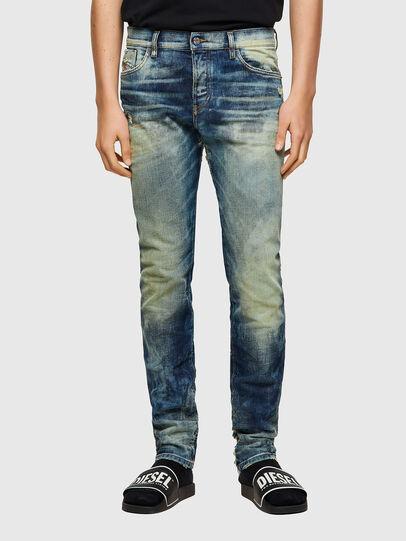 Diesel - D-Kras 009VI, Blu Chiaro - Jeans - Image 1