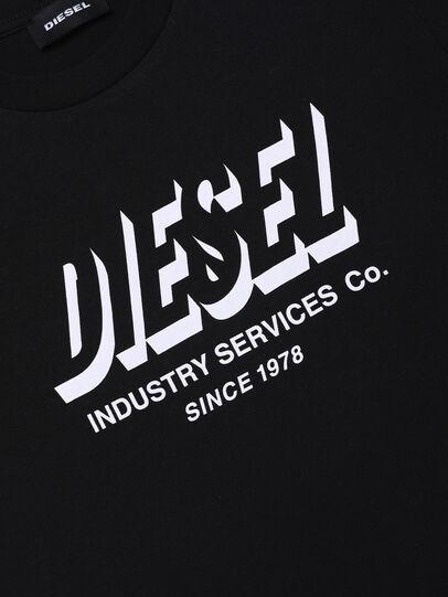 Diesel - TDIEGOSA5, Nero - T-shirts e Tops - Image 3
