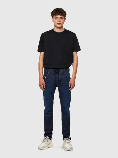 Diesel - Krooley JoggJeans® Z69VZ, Blu Scuro - Jeans - Image 5