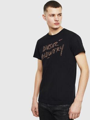 T-DIEGO-S15, Nero - T-Shirts