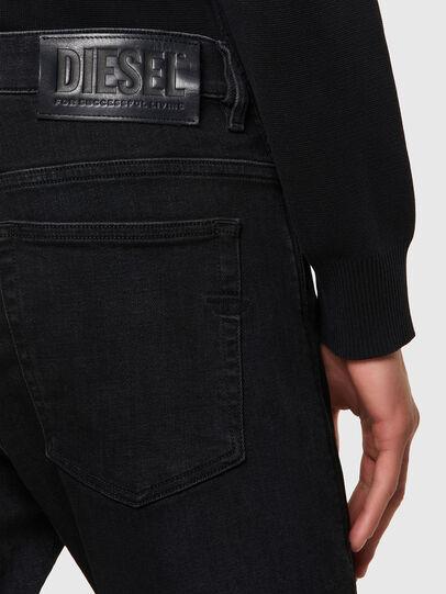 Diesel - D-Amny Z9A37, Nero/Grigio scuro - Jeans - Image 3