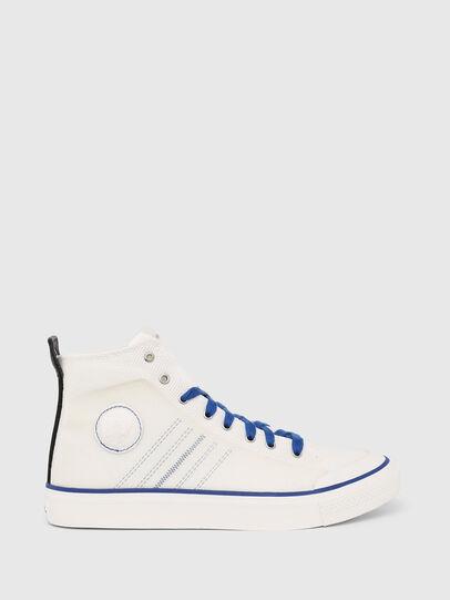 Diesel - S-ASTICO MC H, Bianco/Blu - Sneakers - Image 1