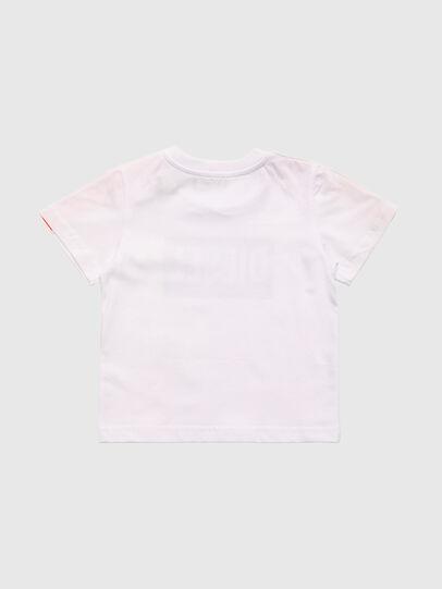 Diesel - TANGEB, Bianco - T-shirts e Tops - Image 2