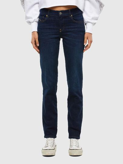 Diesel - Sandy 0095Y, Blu Scuro - Jeans - Image 1