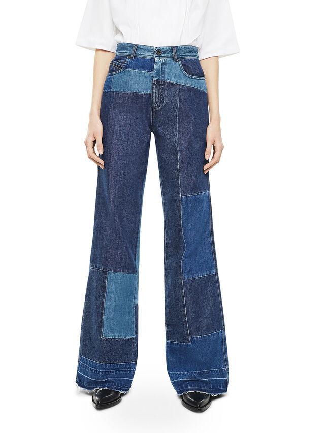 Diesel - TYPE-1903P, Blu - Jeans - Image 1