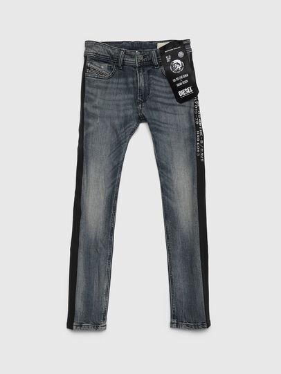 Diesel - SLEENKER-J-N, Blu medio - Jeans - Image 1