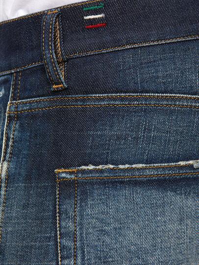 Diesel - D-Strukt 0092I, Blu Scuro - Jeans - Image 6
