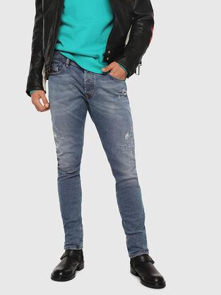 Tepphar 080AC, Blu medio - Jeans