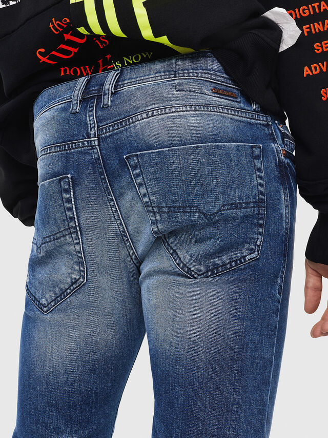 Diesel - Tepphar 081AQ, Blu medio - Jeans - Image 3