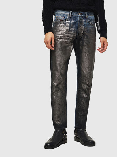 Diesel - D-Vider 0091J, Blu medio - Jeans - Image 1