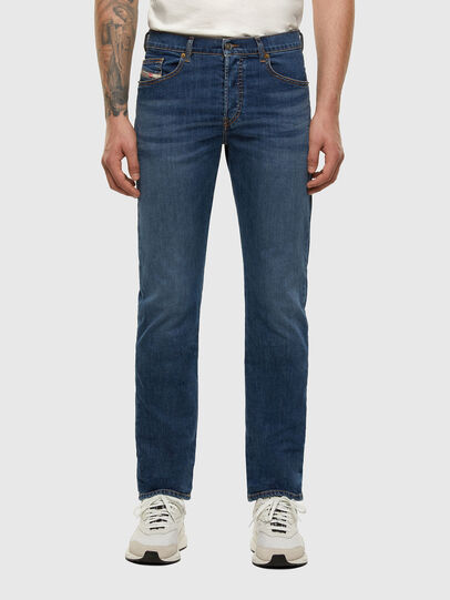 Diesel - D-Mihtry 009DG, Blu medio - Jeans - Image 1