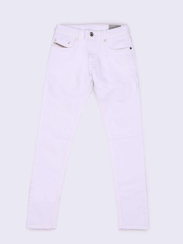 Diesel - TEPPHAR-J-N JOGGJEANS, Bianco Jeans - Jeans - Image 2