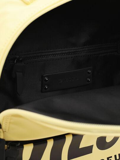 Diesel - F-BOLD BACK FL, Giallo Chiaro - Zaini - Image 5