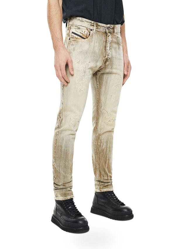 Diesel - TYPE-2880, Marrone Chiaro - Jeans - Image 3