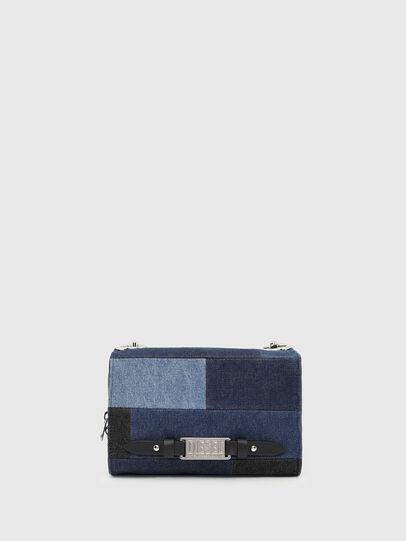 Diesel - CROSSAGE, Blu - Borse a tracolla - Image 1