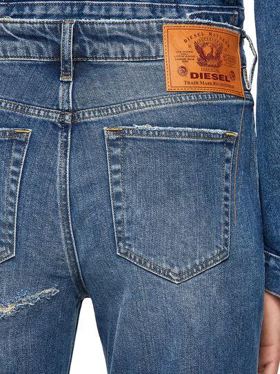 Diesel - D-Joy 009TZ, Blu medio - Jeans - Image 4