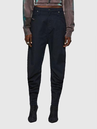 Diesel - D-Plata JoggJeans® 069WK, Blu Scuro - Jeans - Image 1