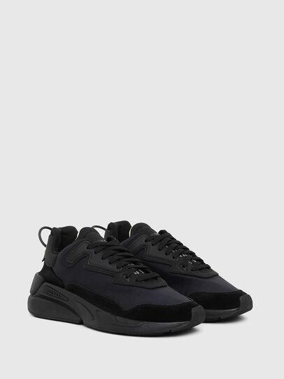Diesel - S-SERENDIPITY LC W, Nero - Sneakers - Image 2
