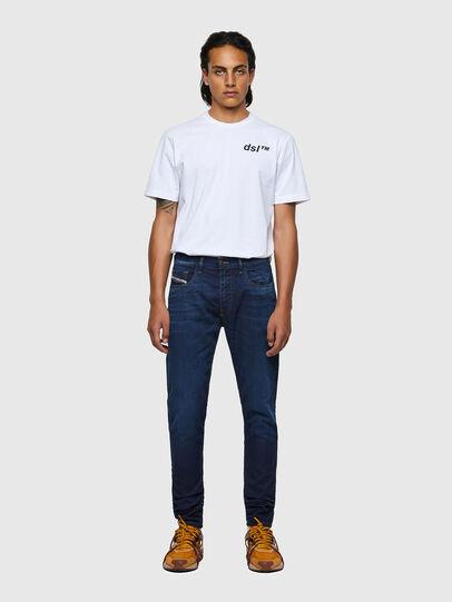Diesel - D-Strukt JoggJeans® 069WS, Blu Scuro - Jeans - Image 5
