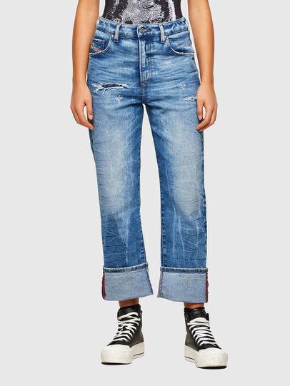 Diesel - D-Reggy 009MV, Blu Chiaro - Jeans - Image 1