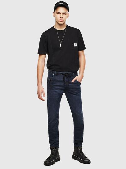 Diesel - Krooley JoggJeans 069MG, Blu Scuro - Jeans - Image 6