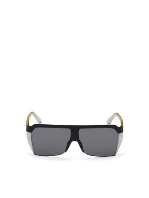 DL0319, Nero - Occhiali da sole