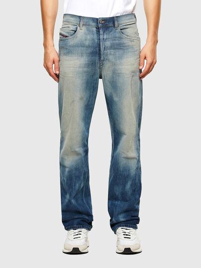 Diesel - D-Macs 009IR, Blu medio - Jeans - Image 1