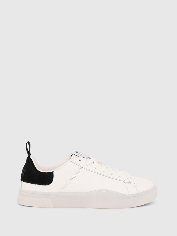 S-CLEVER LOW LACE W, Bianco/Nero - Sneakers