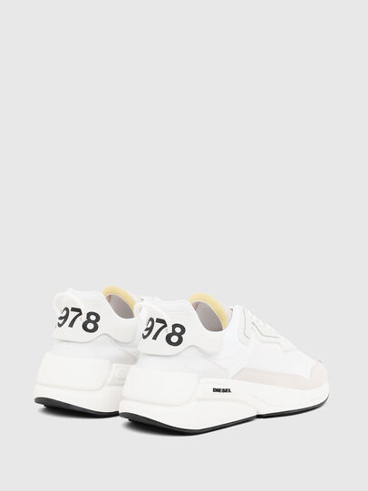 Diesel - S-SERENDIPITY LC W, Bianco - Sneakers - Image 3