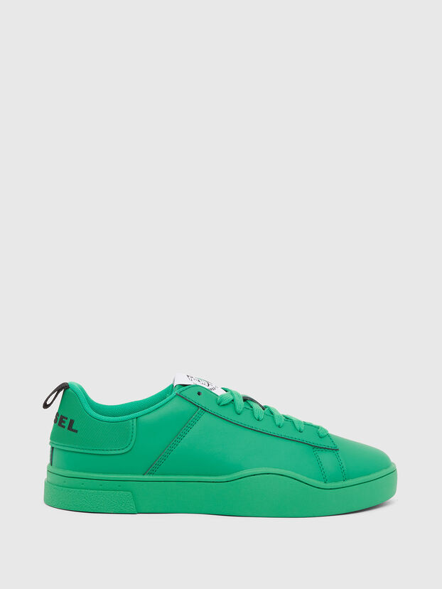 S-CLEVER LOW LACE, Verde - Sneakers