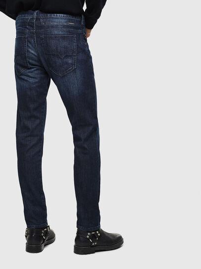 Diesel - D-Bazer 0095W, Blu Scuro - Jeans - Image 2
