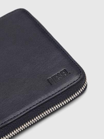 Diesel - PI-ZIP, Blu Scuro - Portafogli Con Zip - Image 5