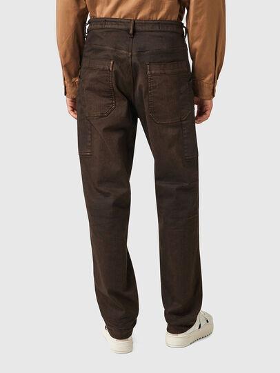 Diesel - D-Franky 09B38, Marrone - Jeans - Image 2