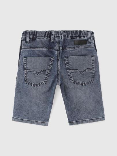 Diesel - KROOLEY-J SH JOGGJEANS, Blu medio - Shorts - Image 2